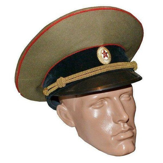 ca1e4f770 Soviet military Internal troops,Cap of engineering troops of the ...