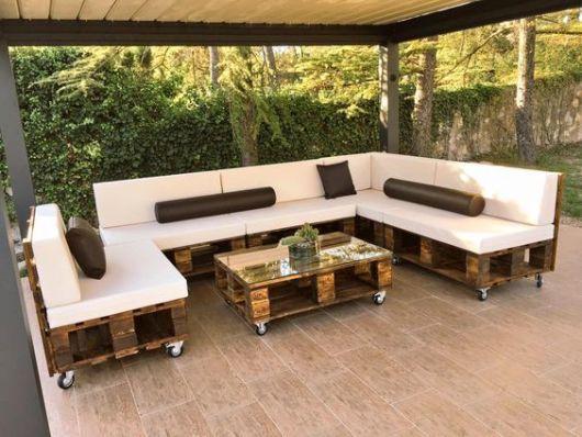 Mesa De Centro De Paletes Comida Pinterest Pallet Furniture