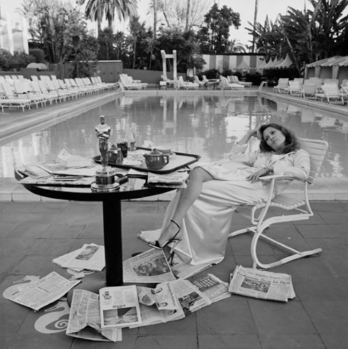 morning after the oscars by Terry O'Neil