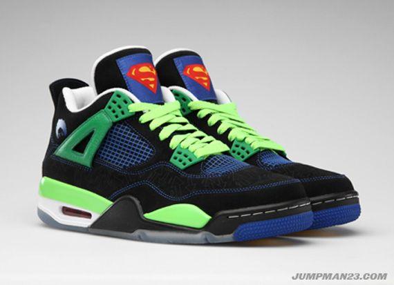nike air jordan 4 retro doernbecher - Colorful Jordan Shoes