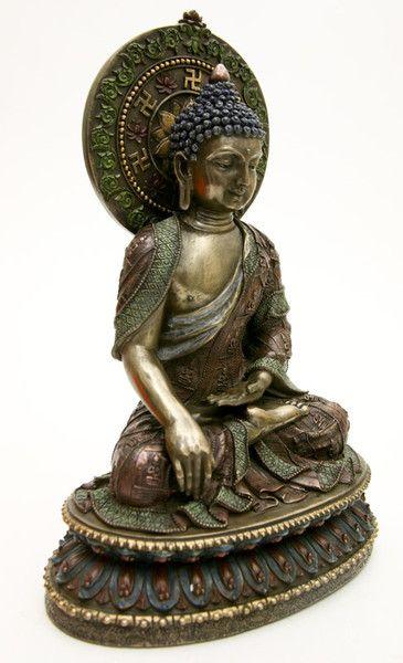 Boeddha <br />Sakyamuni bij Crystal Temptation in Venlo