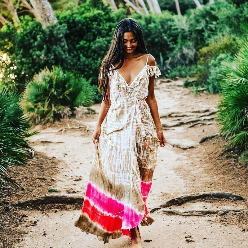 Ibizafashion in 2020 | Ibiza mode, Modestil, Lange kleider