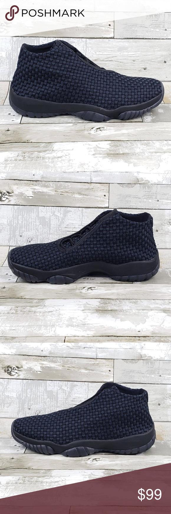 san francisco ddc76 ac1dd Nike Air Jordan Future Mens Shoes Black Anthracite Nike Air Jordan Future  Mens Shoes Black Anthracite