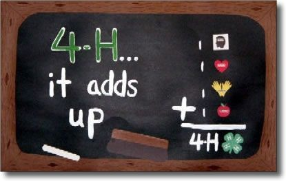 4-H!! on Pinterest | Banner Ideas, Poster Ideas and Clovers | 4-H ...