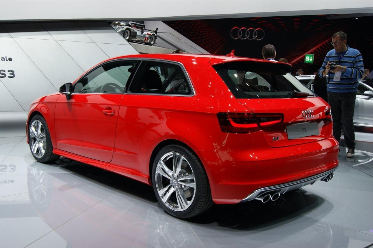 Консервативная 2013 Audi S3