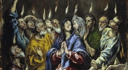 Jewish Pentecost and Catholic Pentecost Compared by Dr Taylor Marshall