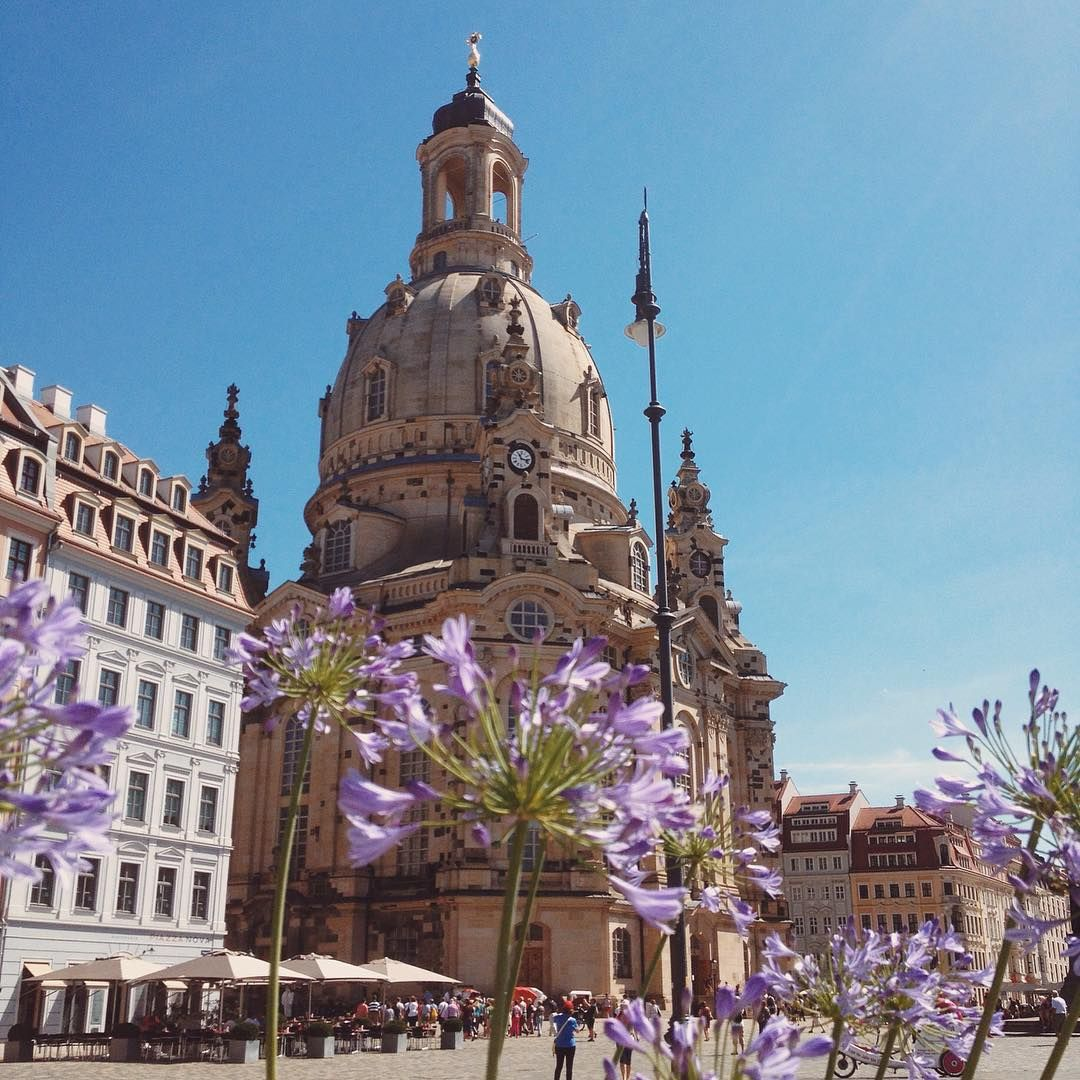 #Dresden ❤️✌️