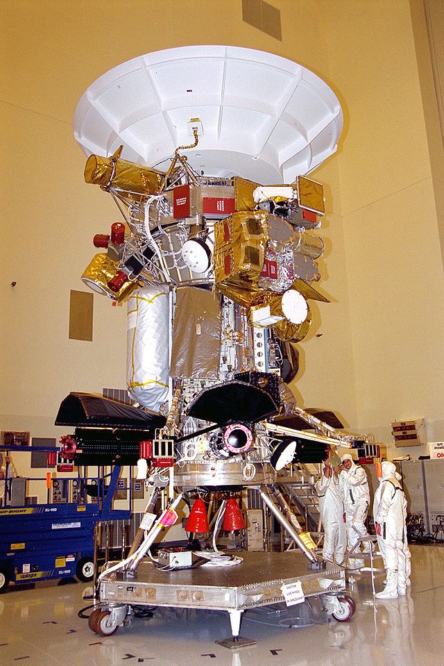 Cassini assembly - List of Solar System probes - Wikipedia, the free encyclopedia