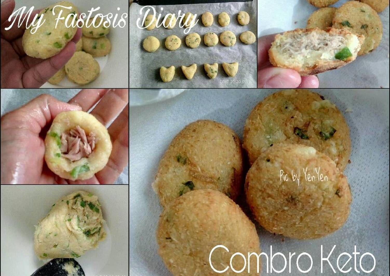 Combro Keto Mozza Dough Recette Mozza