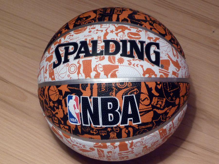 Balon Baloncesto Pelota Bola De Bsquetbol Spalding Nba Street Basketball Size