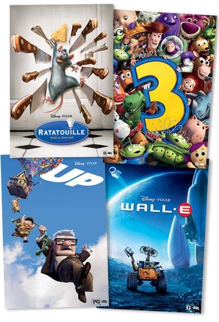 Pixar Re Releasing 4 Movies To Theaters Memorial Day