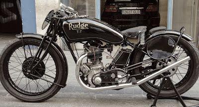 1930 'TT' Rudge