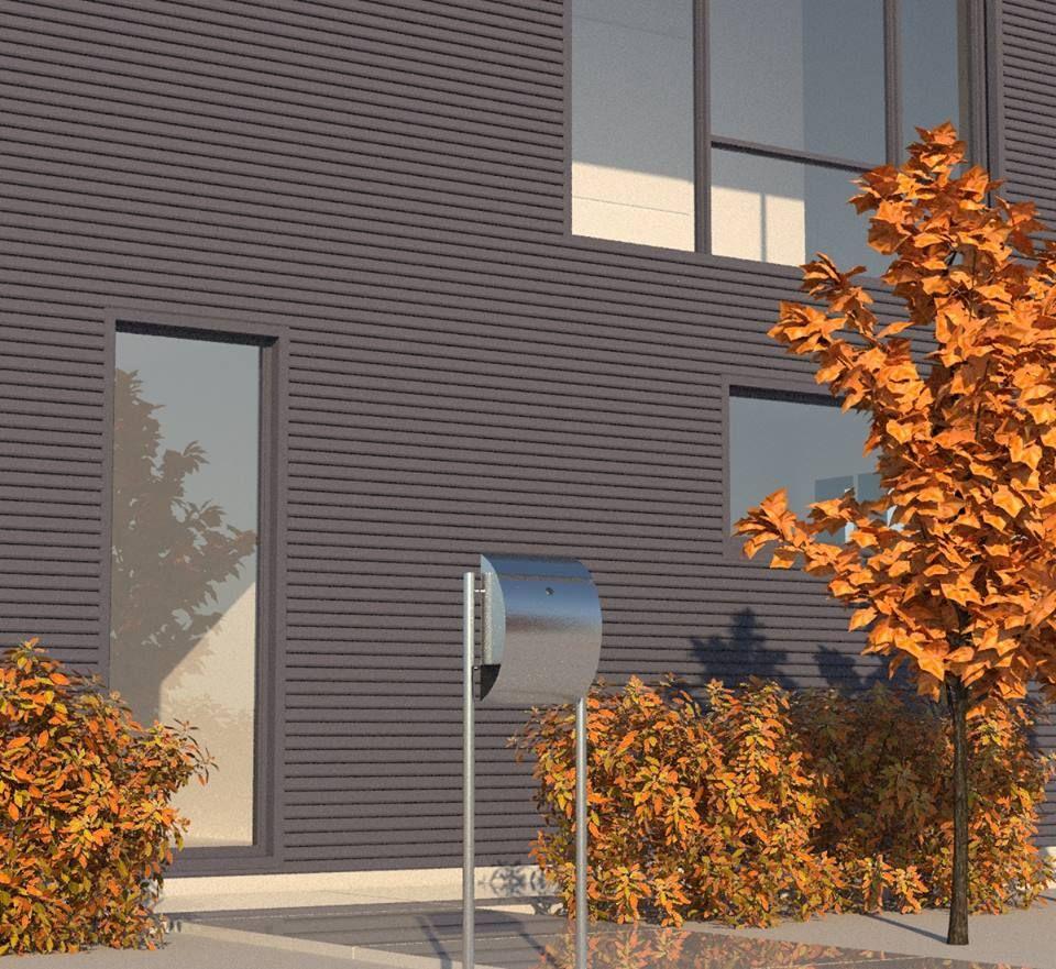 Deko Hausbau der briefkasten bringt mehr sonne in die grauen tage
