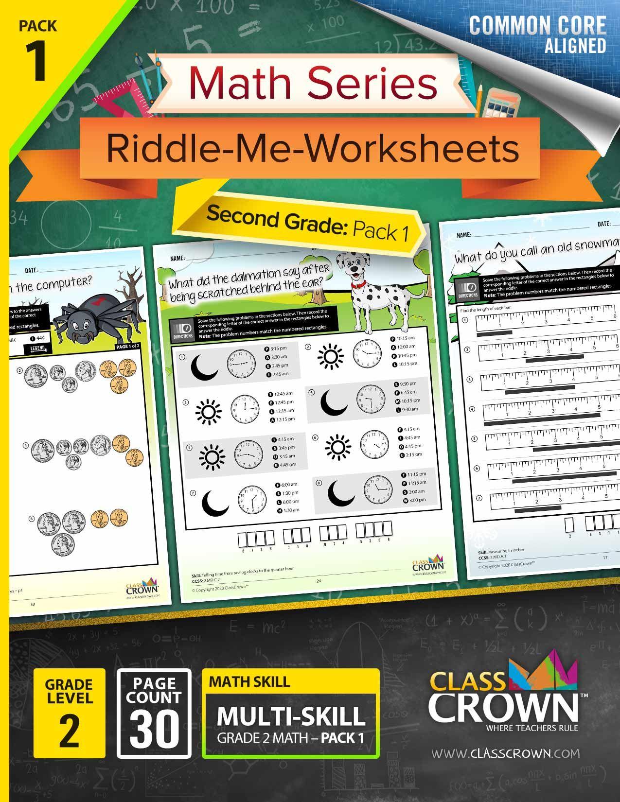 Pin On Fun Math Worksheets Math Series