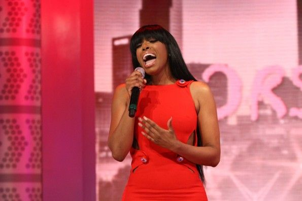 Porsha Williams Performs 'Flatline' Live + Addresses Dating Tamala Jones' Boyfriend