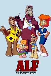 Alf The Animated Series Dibujos Animados Personajes Animados Alf