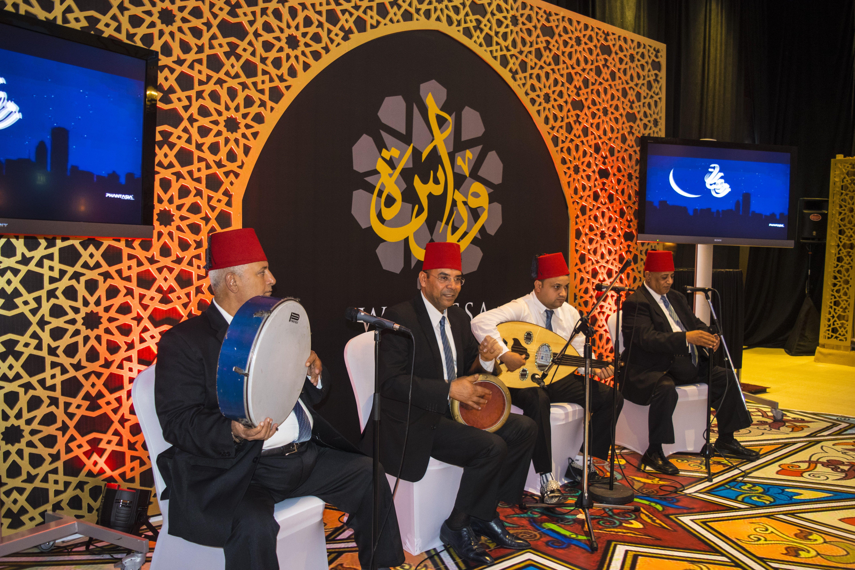 Ramadan Ramadan2015 Ramadankareem Mmwanassa Marriottmarquisdoha رمضان قطر الدوحة وناسة Interactive Cooking Ramadan Tent