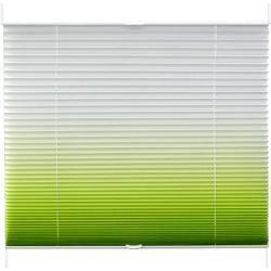 Photo of Plissee – grün – Farbverlauf – 90×130 cm RollerRoller