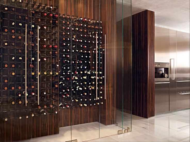 Have You Always Dreamed Of Having A Wine Room Like This In Your Home
