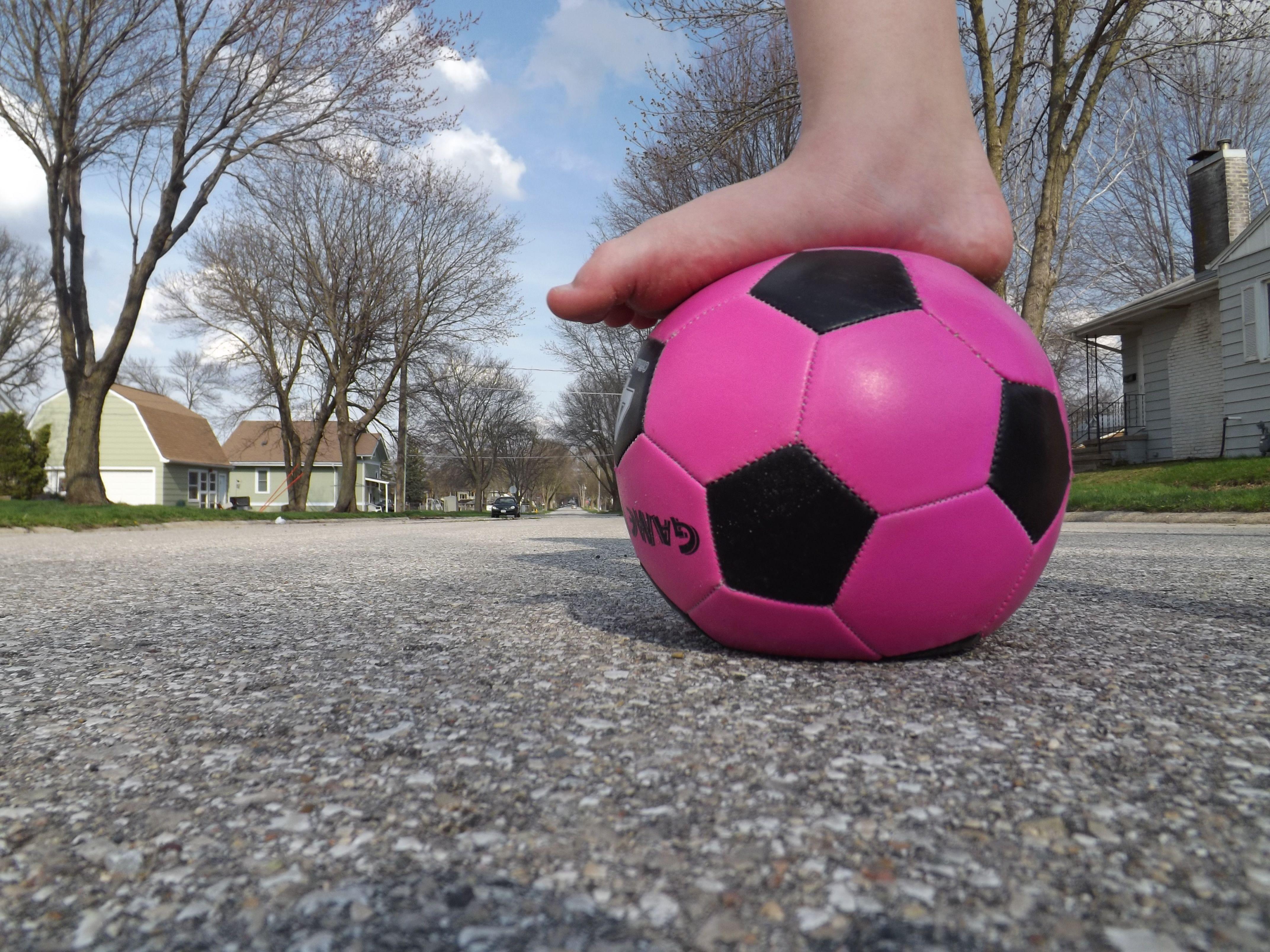 Soccer Girl Wacko Family Sports