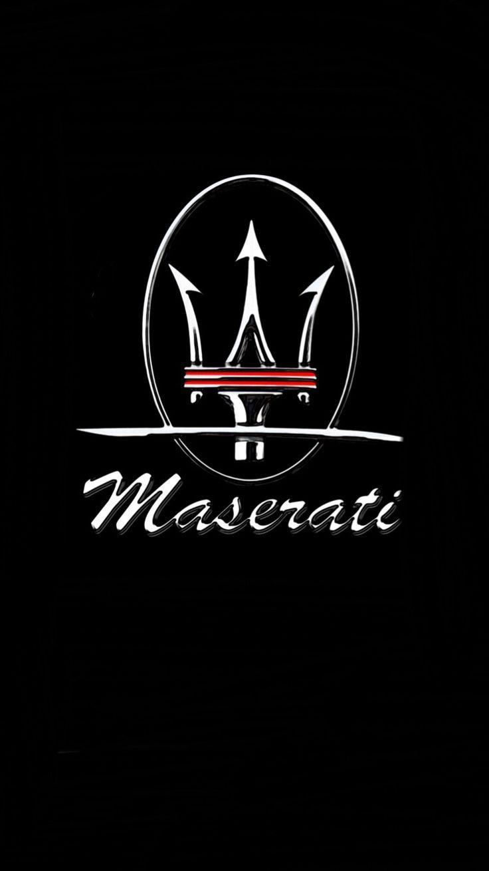 Maserati Maserati Logo Logo Maserati Symbol Auto Automarken Logos Maserati