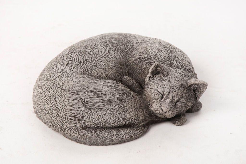 Stone Garden Animals Oswaldtwistle mills oakley stone animals sleeping cat garden oswaldtwistle mills oakley stone animals sleeping cat workwithnaturefo