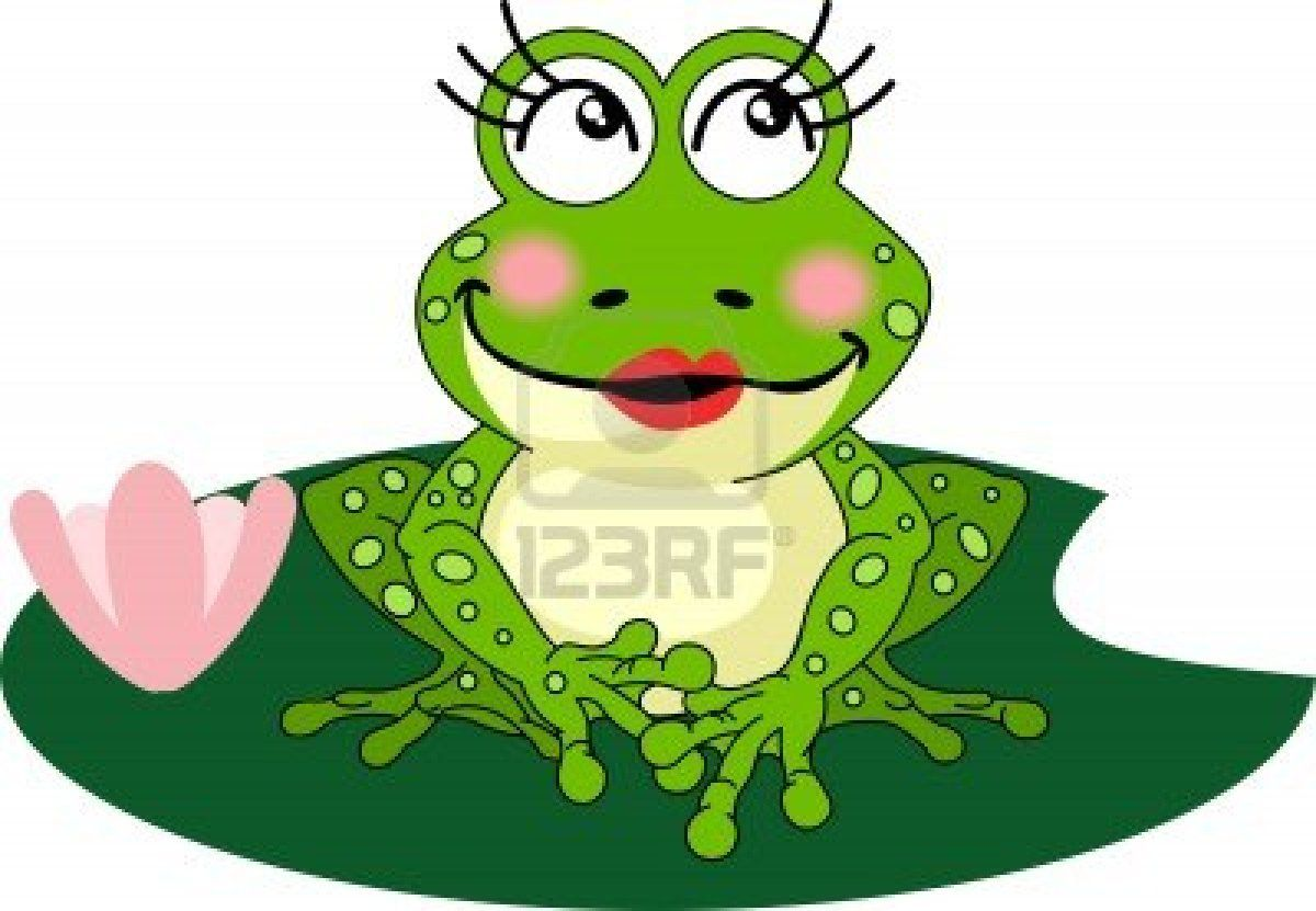 cute frog clipart google search [ 1200 x 831 Pixel ]