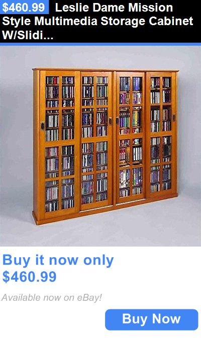 Entertainment Units Tv Stands Leslie Dame Mission Style Multimedia