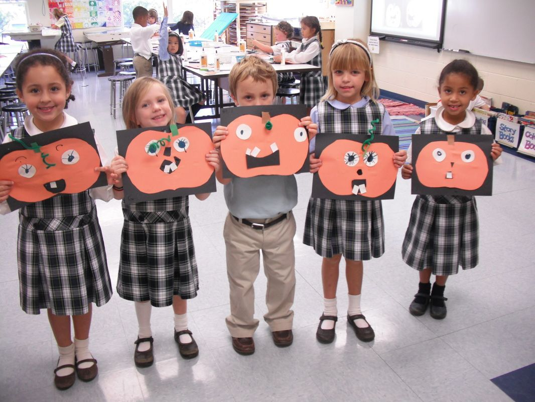 preschool art halloween - Halloween Art For Kindergarten
