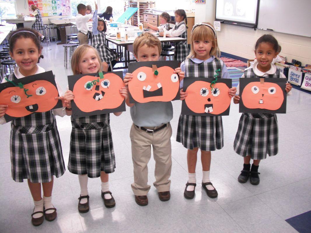 preschool art halloween - Halloween Art For Kindergarten