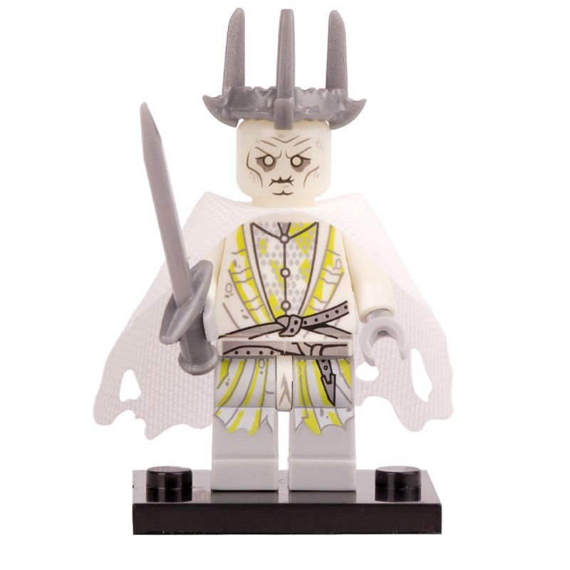 79de96ea70ef5 Lord of the Rings Witch-king of Angmar Sauron //Price: $3.49 & FREE ...
