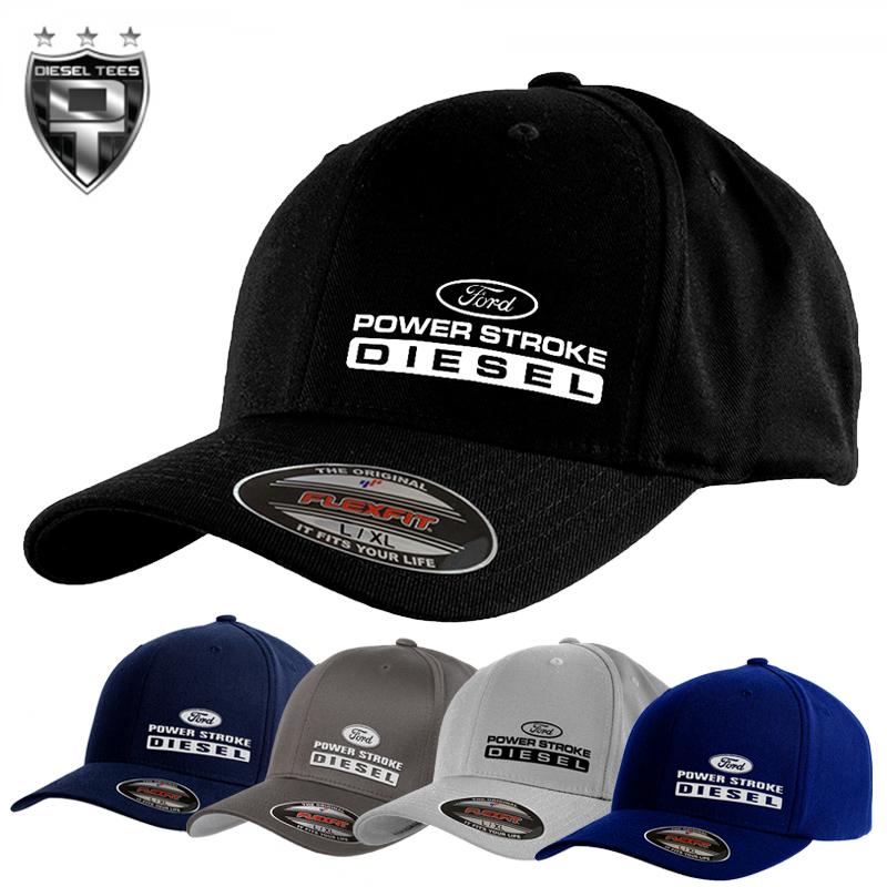 0bfce42bd2d Ford Power Stroke Flex Fit Hats