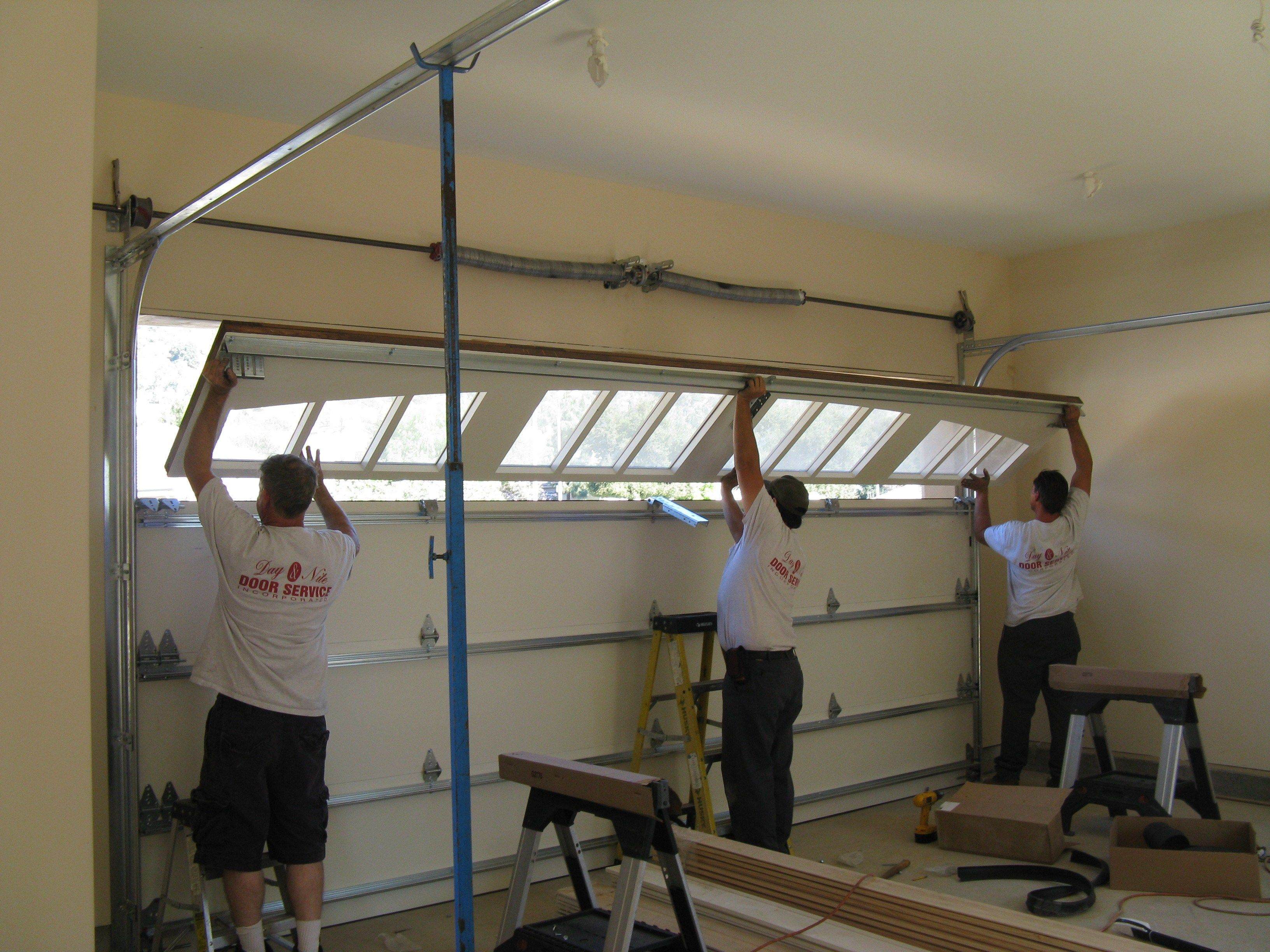 Garage Door Opener Installation Cost Lighthouse Garage Doors