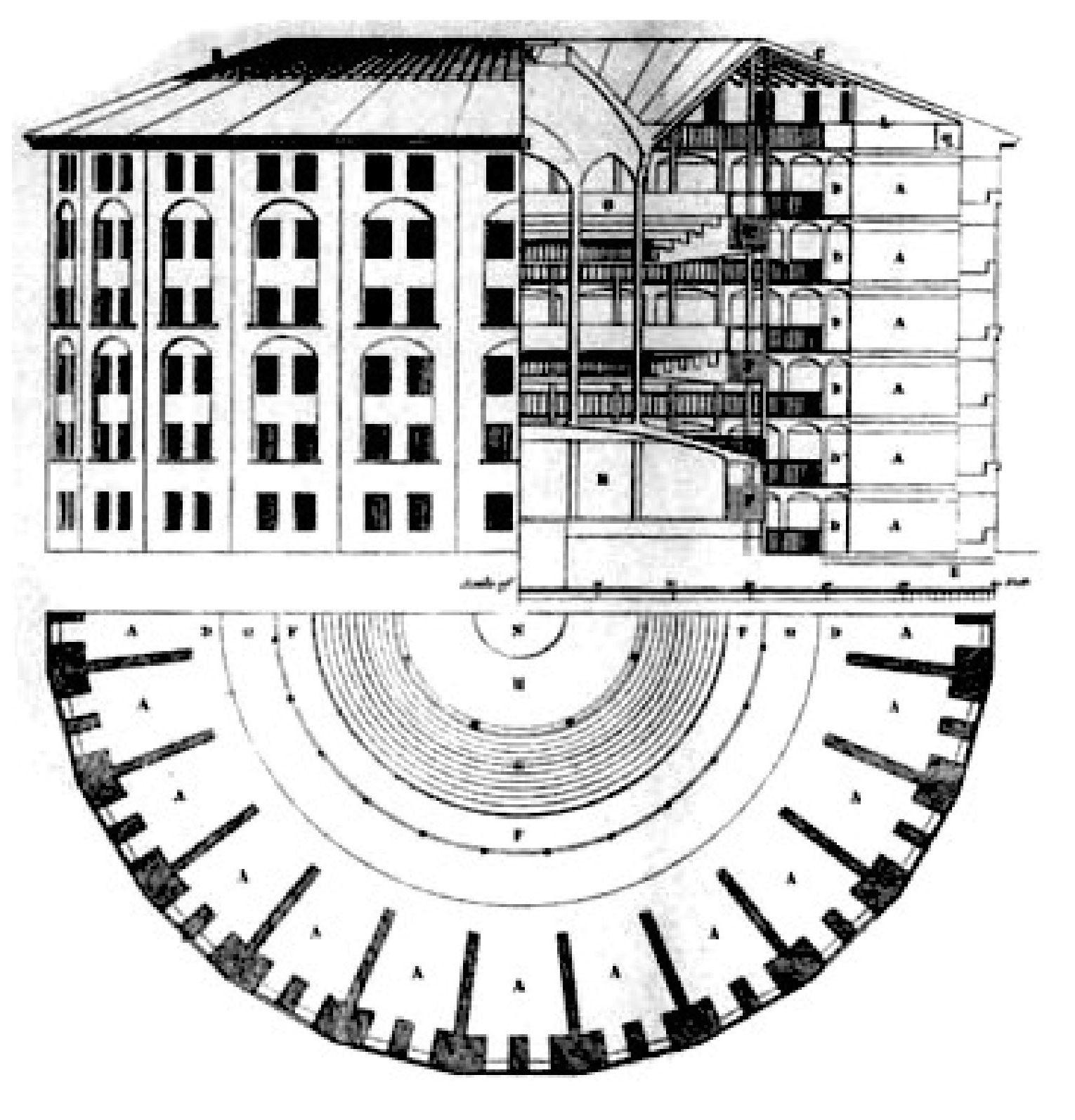 Jeremy Bentham S Panoptican