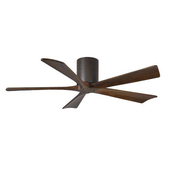 Youll love the 52 rosalind 5 blade hugger ceiling fan with hand youll love the 52 rosalind 5 blade hugger ceiling fan with hand held aloadofball Choice Image