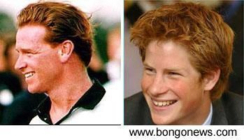 is prince harry really the son of major hewitt james hewitt prince harry father prince harry real father james hewitt prince harry father