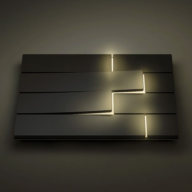 Lichtschalter Design Piano David Dos Santos Lithoss Switch