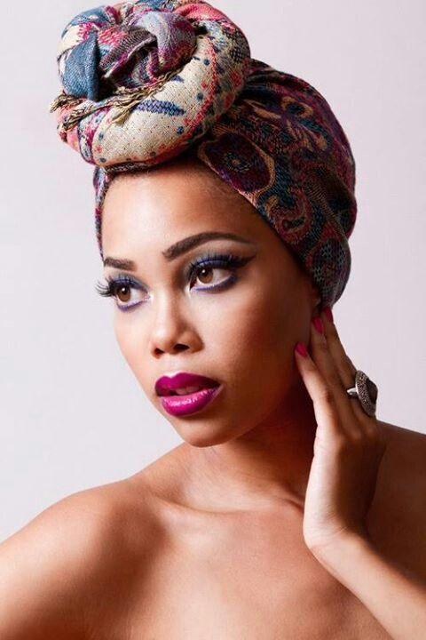 Épinglé sur Headwrap Inspiration