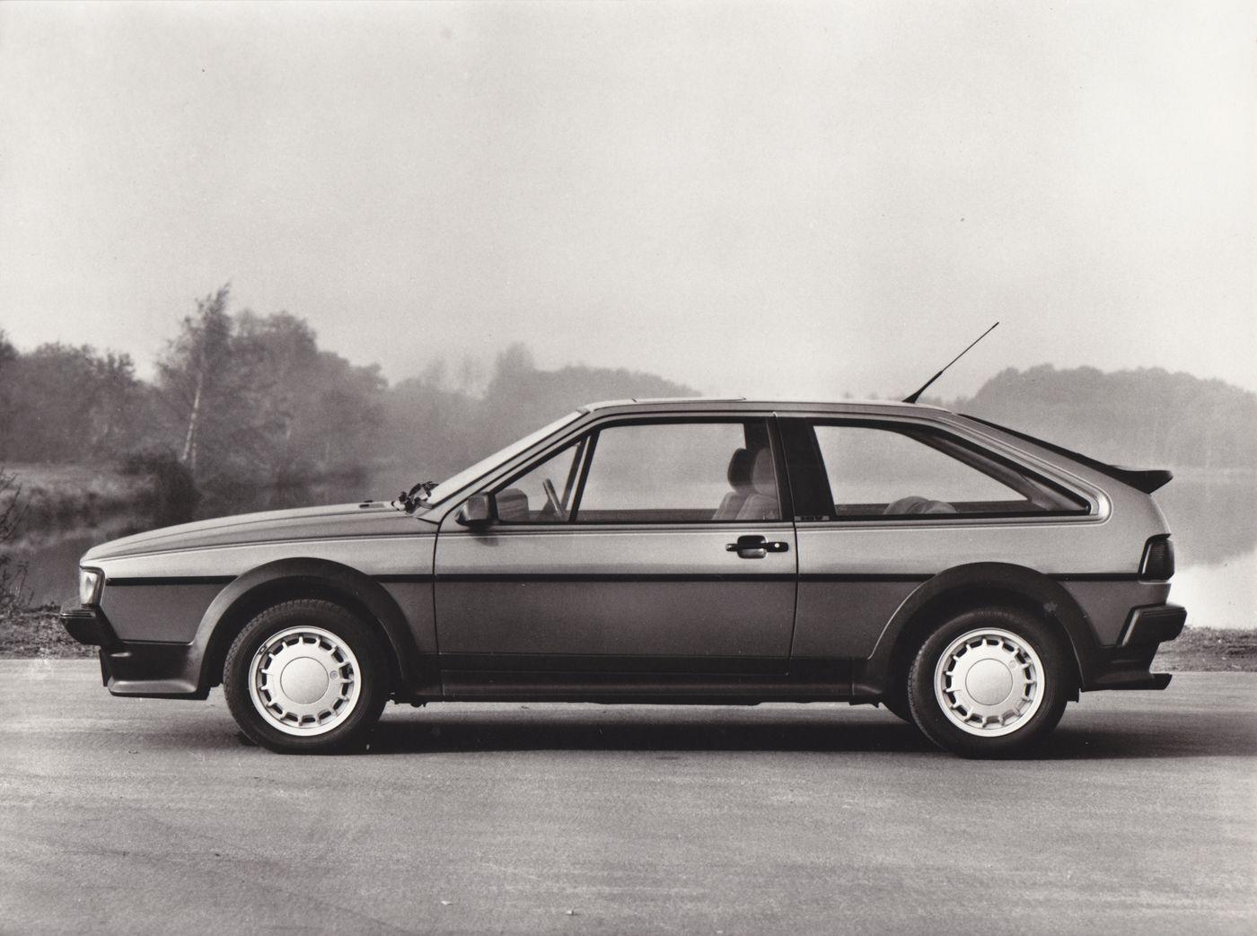 Volkswagen Scirocco GTX 16V - 1985 | SCIROCCO