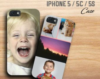 Custom iPhone 5 case   iPhone 5s collage cover   Custom photo   iPhone 5c personalised text   Custom iPhone 5 Plus case   Make your own - Edit Listing - Etsy