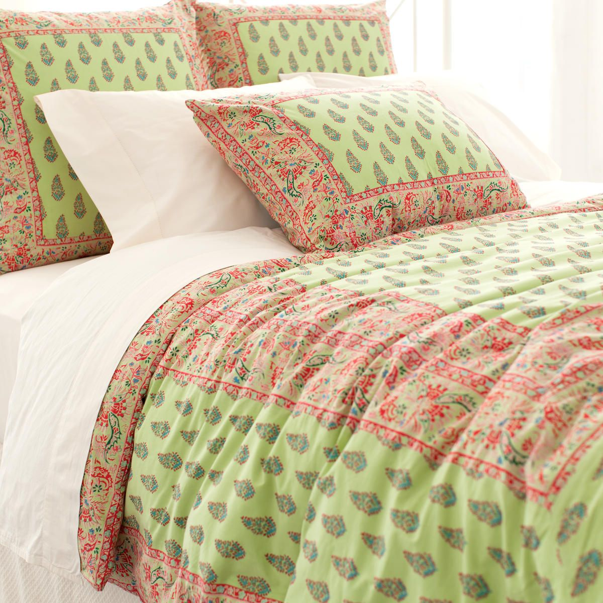 Pine Cone Hill Duvet Cover This Indian