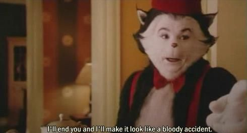 The Cat And The Hat I Used To Watch This Movie All The Time