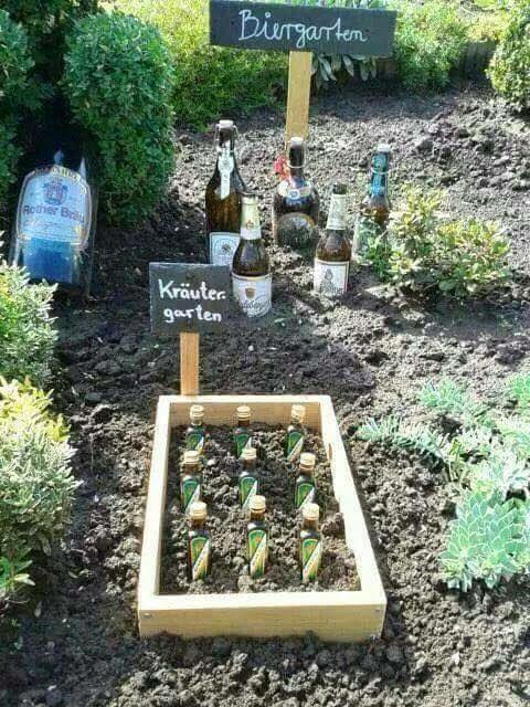 Ein Pot Voller Spass Und Sehenswertem Gartenarbeit Geschenke Garten