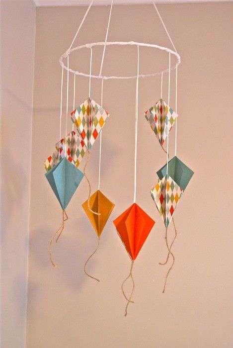 Makar Sankranti Special Kite Inspired Interior Decor India