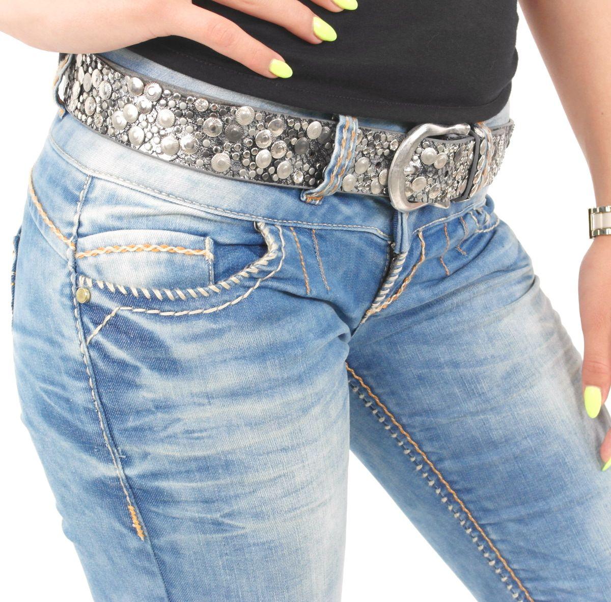 d128b7f641d5 Schöne Jeans bei Stylefabrik Fashion für Frauen im Slim Fit Schnitt der  Marke Cipo   Baxx