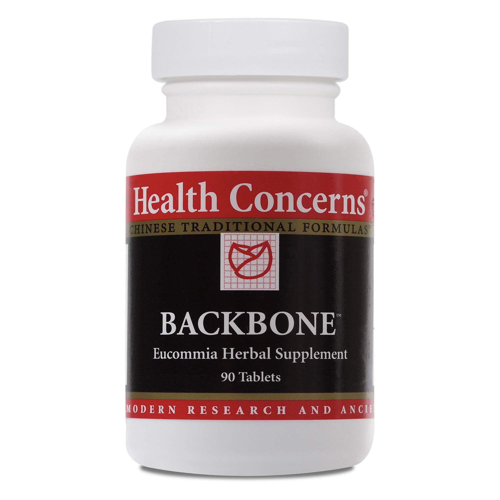 Health Concerns Backbone Eucommia Supplement in 2020 Herbal supplements Herbalism Supplements