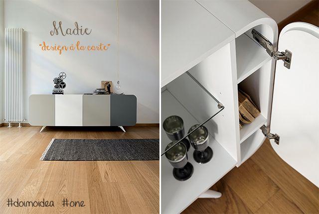madie #design doimo idea modello One @Modarredamento @Home Style ...
