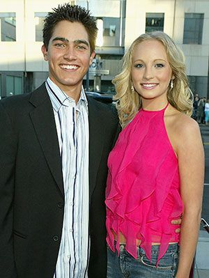 Candice accola dating history