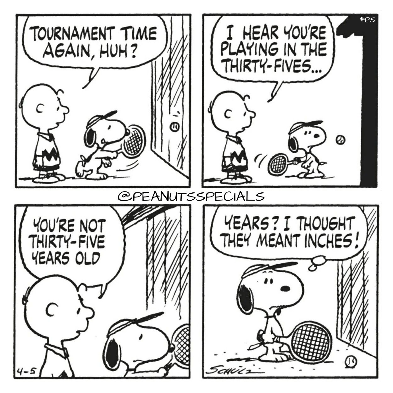 First Appearance: April 5th, 1979 #peanutsspecials #ps #pnts #schulz ...