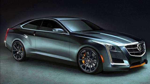 2018 Cadillac LTS Review Release Date And Price